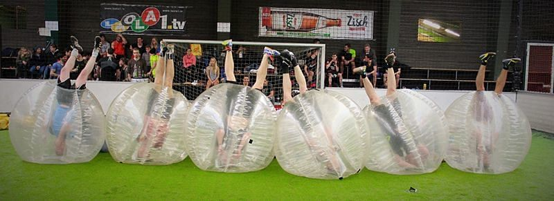 Interview mit Bubble Football