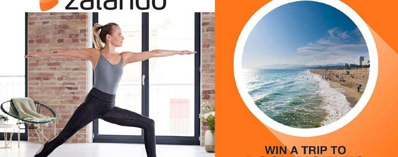 Zalando loves Yoga
