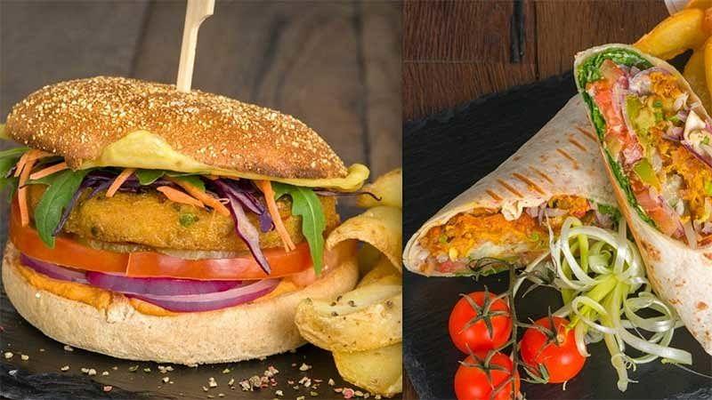 Burger in Wien