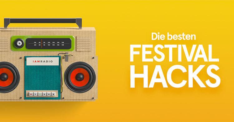 5 Festival-Hacks: Tagelang feiern und trotzdem fesch ausschauen!