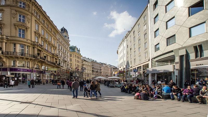 Gratis Access Points in Wien