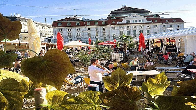 Sommer Locations in Wien