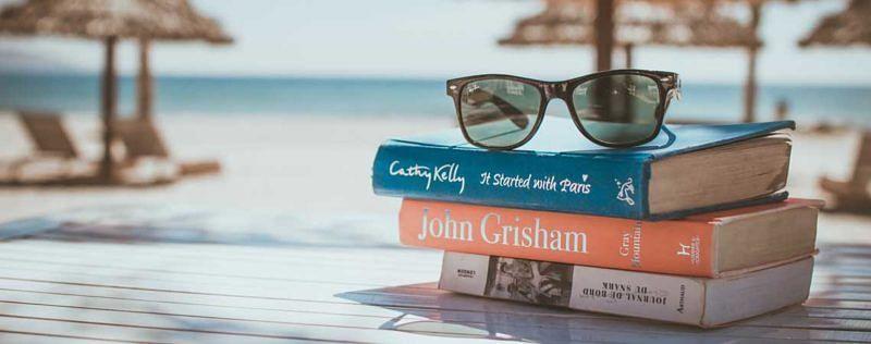 Englische Sommerlektüre: 5 Must-Reads für die Ferien!