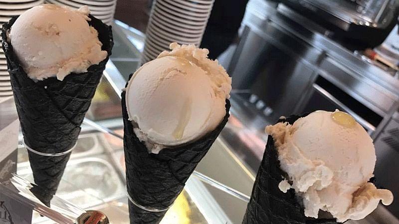 ausgefallene Eissorten