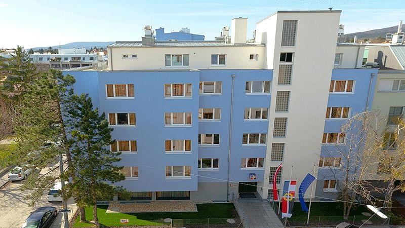 Studentenheime Wien