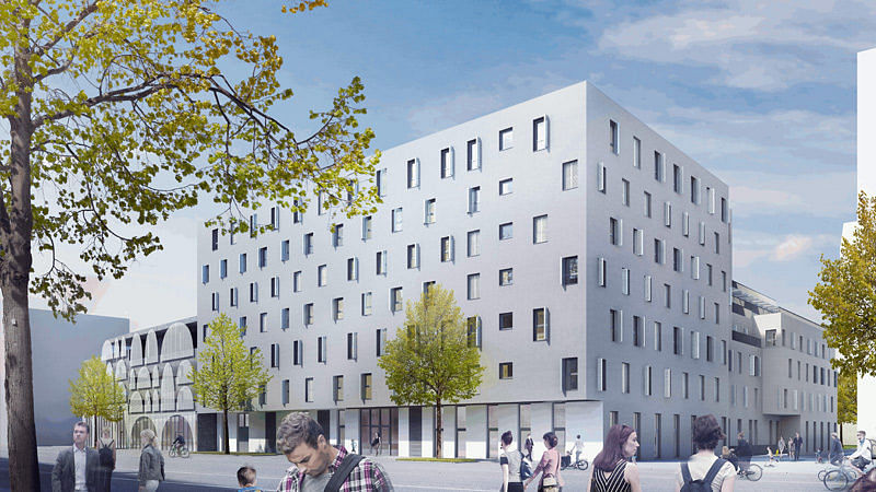 Studentenheime in Wien