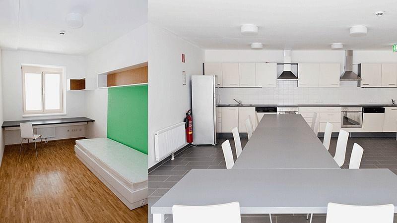 Studentenheime in Graz