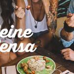 Meine Mensa: 5 gute Gründe warum die Mensa bei dir öfters am Speiseplan stehen sollte!