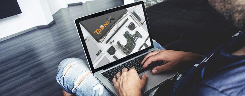Smart durchs Studium: Tronix rettet dein MacBook zum Bestpreis!