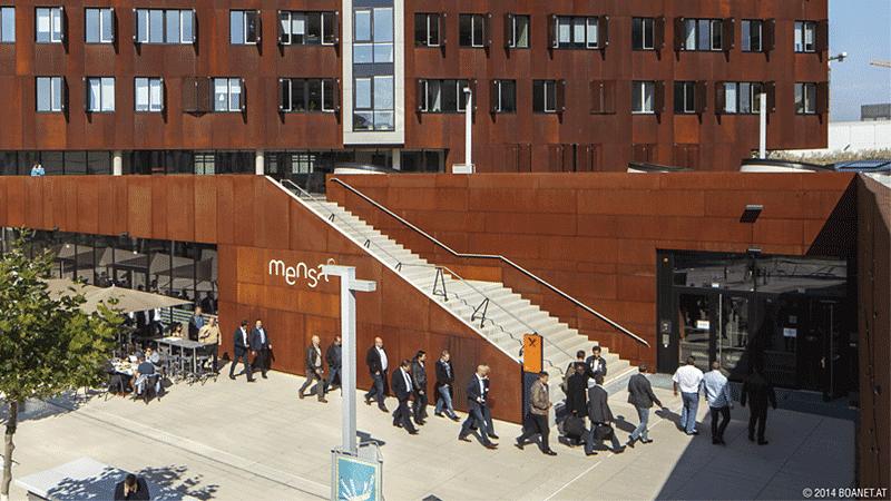 WU Mensa Standort und Öffnungszeiten