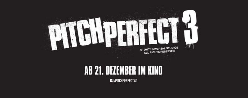 Pitch Perfect 3: Gewinne Kinokarten und Fanpackage!