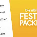 Unsere Festival Checkliste: Wir packen deinen Rucksack von A wie Alkohol bis Z wie Zelt!