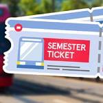 Semesterticket 2016 inkl. Gewinnspiel!
