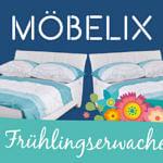 Gewinne 3×1.000€ zum Semesterstart beim großen Möbelix Frühlingserwachen!