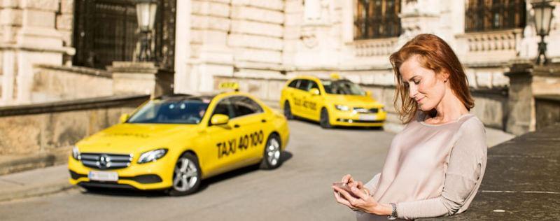 Taxi 40100 bewegt: Dein alternatives Fortbewegungsmittel von A nach B!