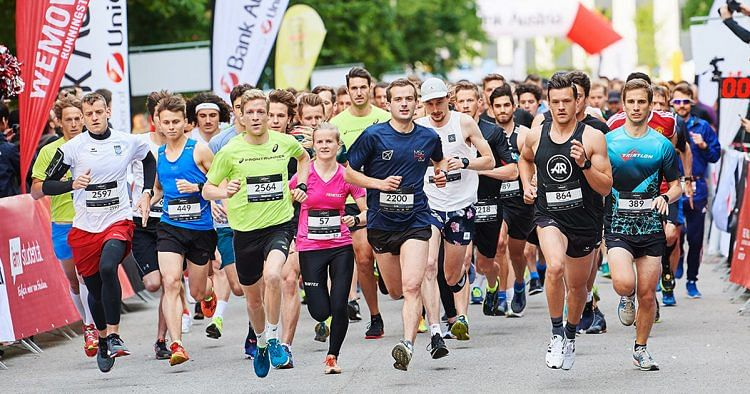 iamstudent Vienna UNI RUN 2020: Get ready to run!