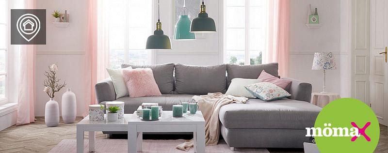 Jeder Wohnraum ein mömax-Traum: Die schönsten Pastell-Ideen für deine Wohnung!