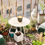 Jeder Wohnraum ein mömax-Traum: Alles für deinen Balkon im Studentenheim!