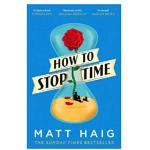 "Bestseller-Buch ""How To Stop Time"" um 20% günstiger!"