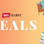 Studenten-Deals: Tagesaktuelle Studentenangebote!