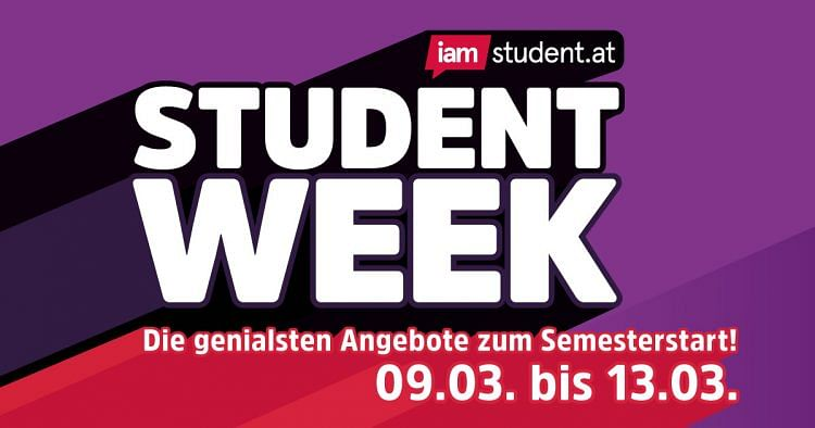 STUDENT WEEK SoSe 2020