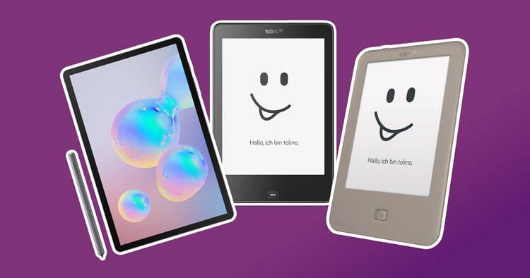 STUDENT WEEK: tolino epos, tolino page & Samsung Tablet!