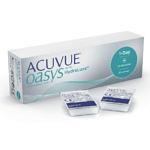 ACUVUE OASYS Kontaktlinsen um 70% günstiger!