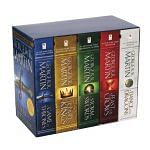 Game of Thrones Bücher-Set zum Schnäppchenpreis!