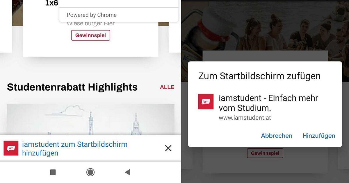 iamstudent App