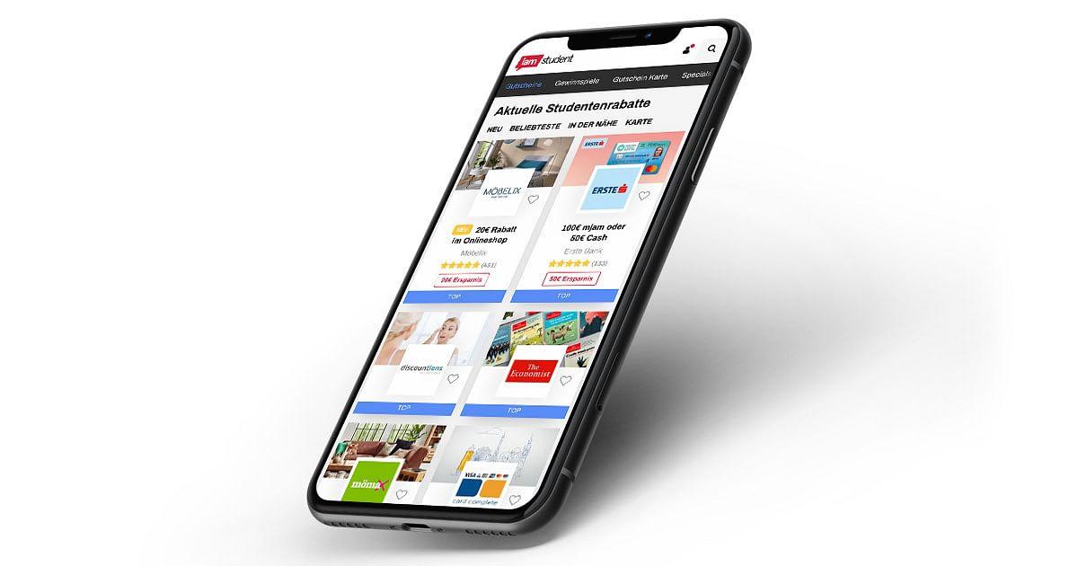 iamstudent Web App: Alle Vorteile auf deinem Smartphone