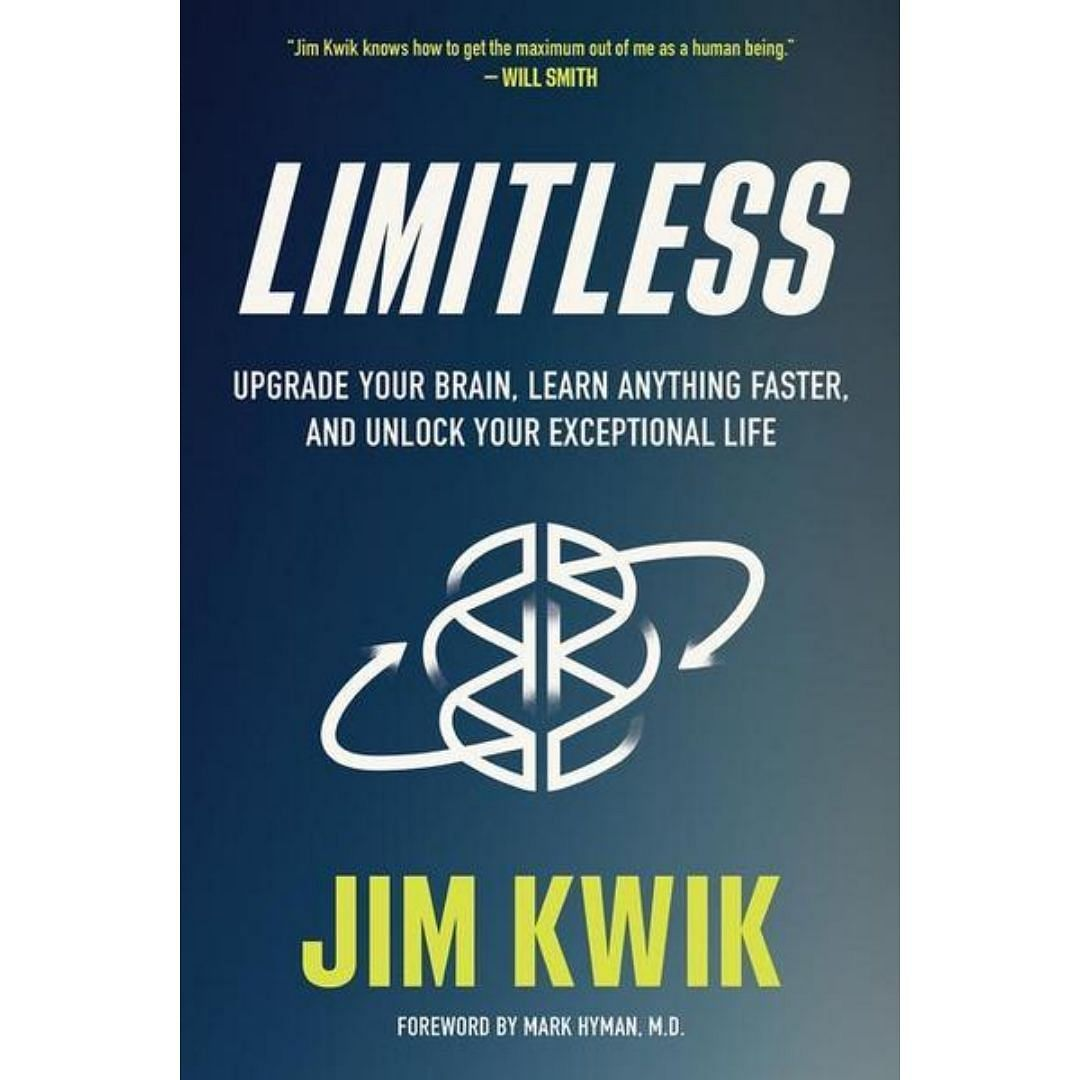 Limitless: Upgrade Your Brain, Learn Anything Faster, and Unlock Your Exceptional Life von Jim Kwik für nur 20,79€