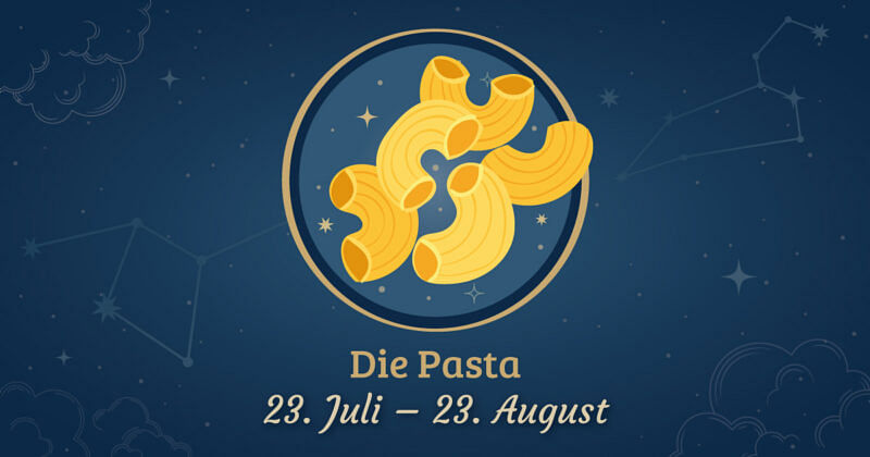 studiskop die pasta
