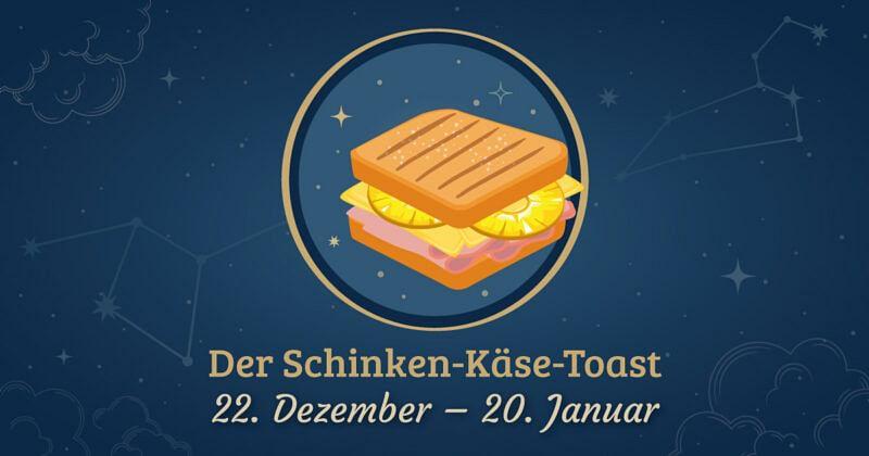 studiskop der schinken-käse-toast